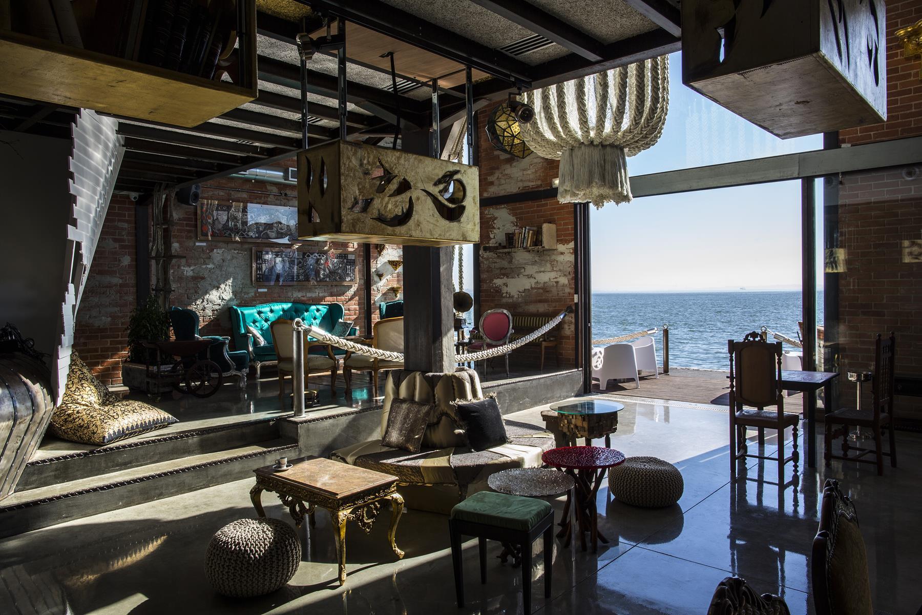 Vestigius Restaurant Lisboa Lisbon