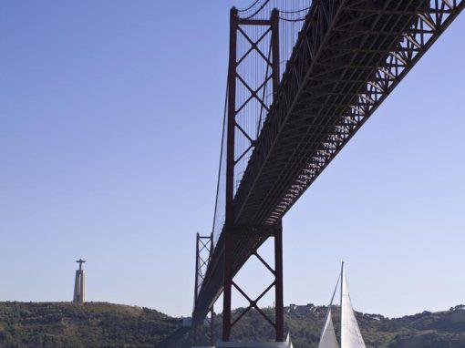 E agora, outra perspetiva de Lisboa