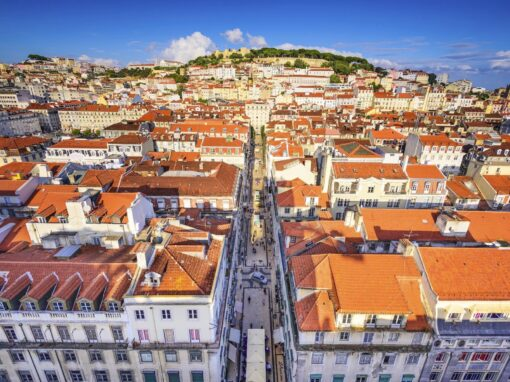 French Painter David Kessel Chooses Lisbon to Live In