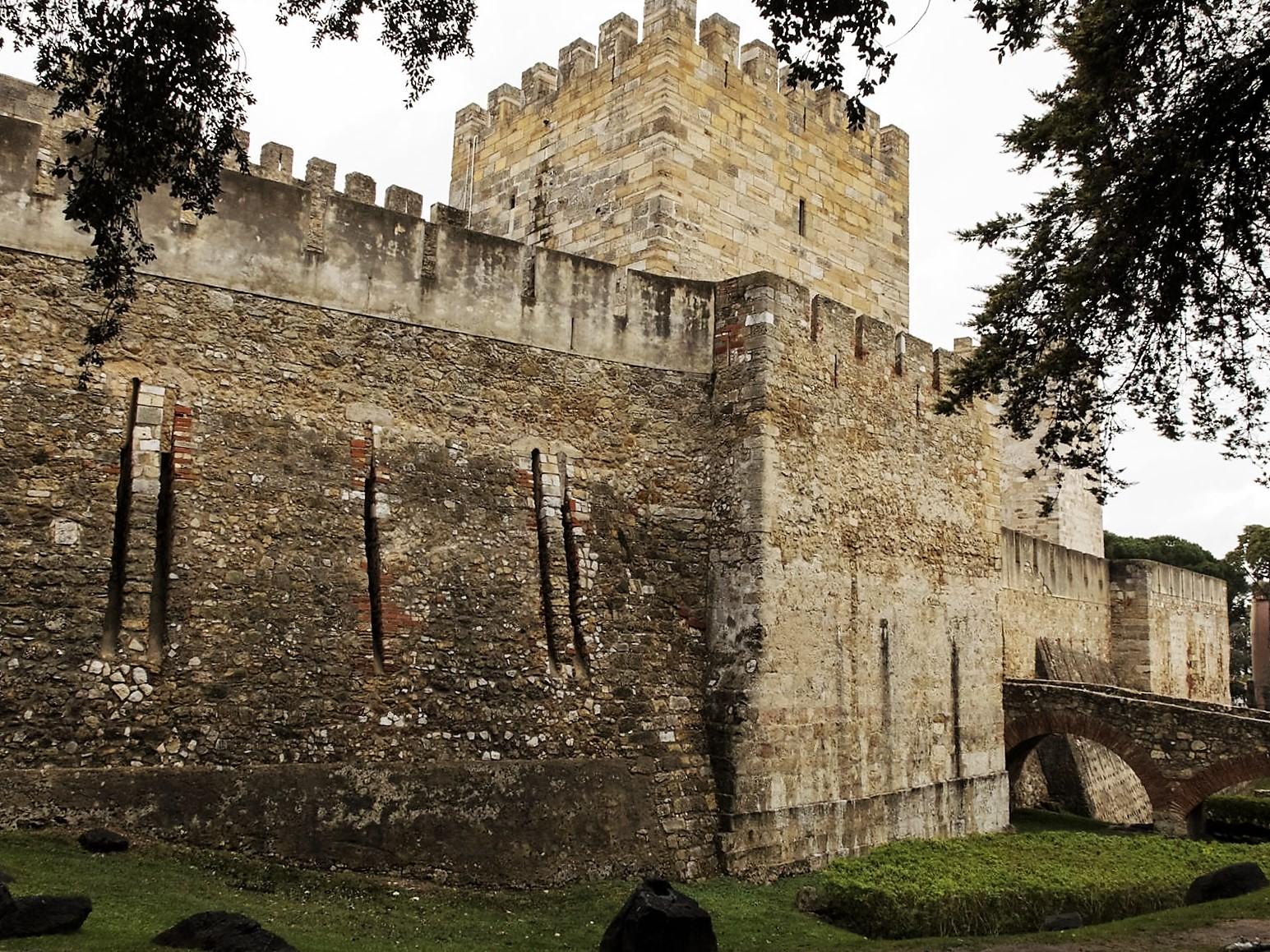 Saint Jorge Castle Lisbon