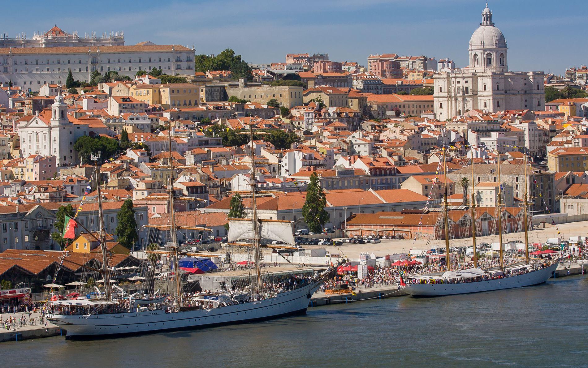 Tall Ship Races Lisboa 2016