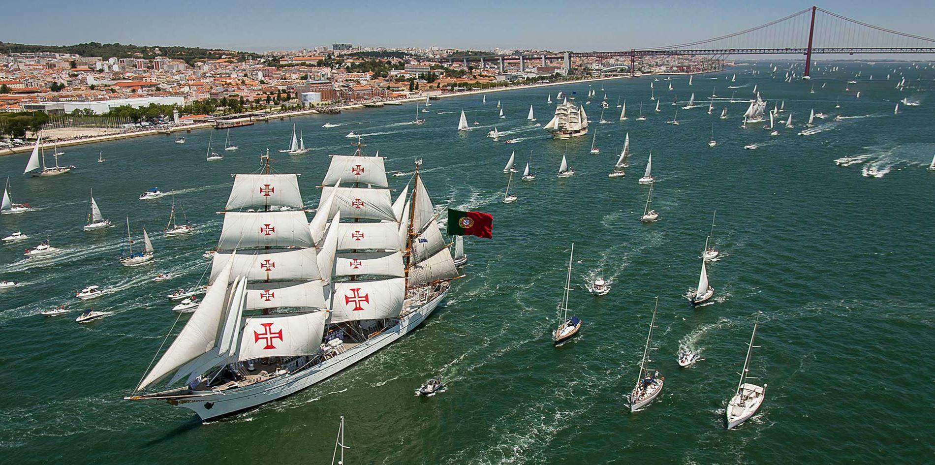 Lisbon Tall Ships Races 2016