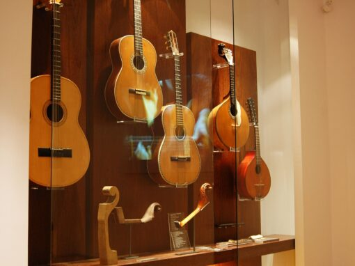 Fado is everywhere in Lisbon, from the Museum to the City